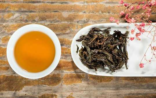 klasyczna herbata czarna liściasta