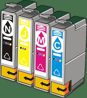 nowoczesna drukarka dymo