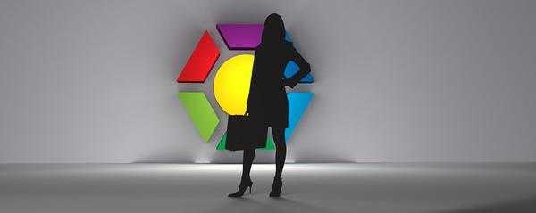 kolorowe logo reklamowe 3d z warszawy